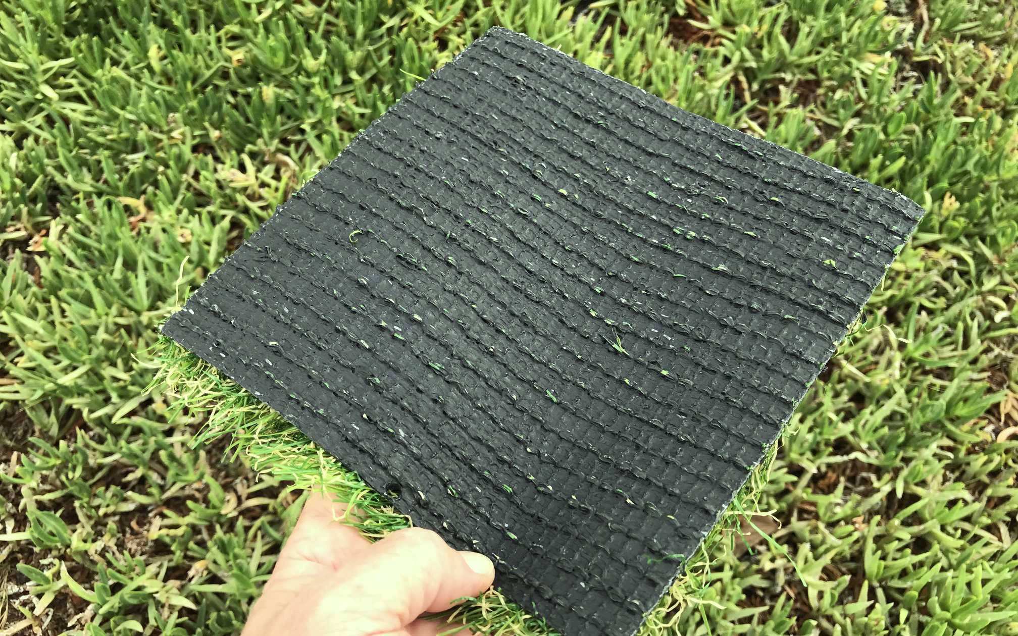 Lazy Lawn Backing Material
